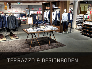 Terrazzo & Designböden